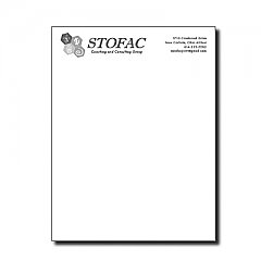 Letterhead (Pack of 100)