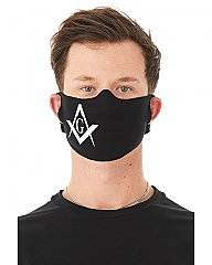 Lightweight Masonic Facemask