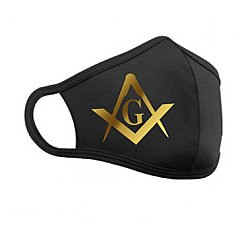 General Purpose Masonic Facemask