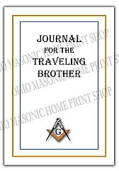 Journal for the Traveling Brother
