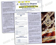 Petition Trifold (Pack of 25)