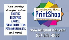 OMH Print Shop Business Cards (100 Pack)