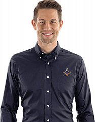 Long Sleeve Oxford - Mens